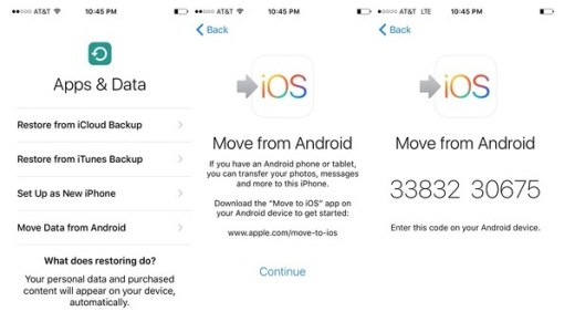 move-to-ios-serial-code