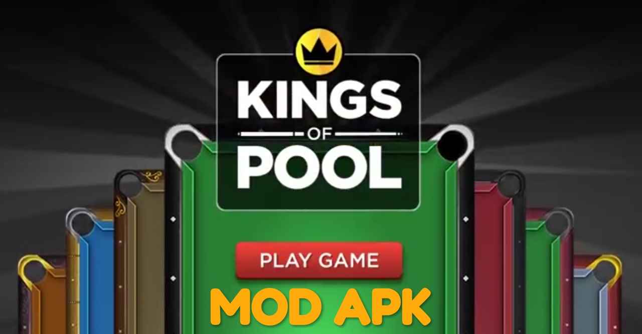 8 Pool Rexdl Kings Of Pool Mod Apk Hack Unlimited Money Cash Gold
