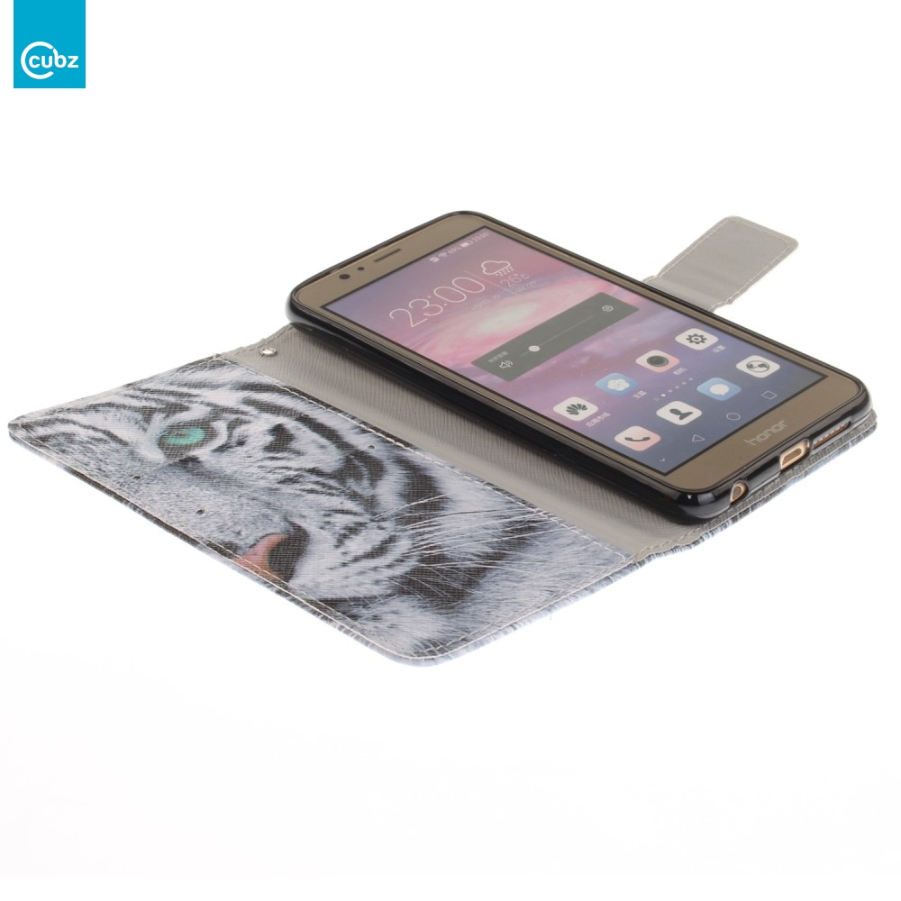 Husa Huawei Honor 8 Book Type Tiger Cubz Livrare 24h - Book A Tiger Telefon