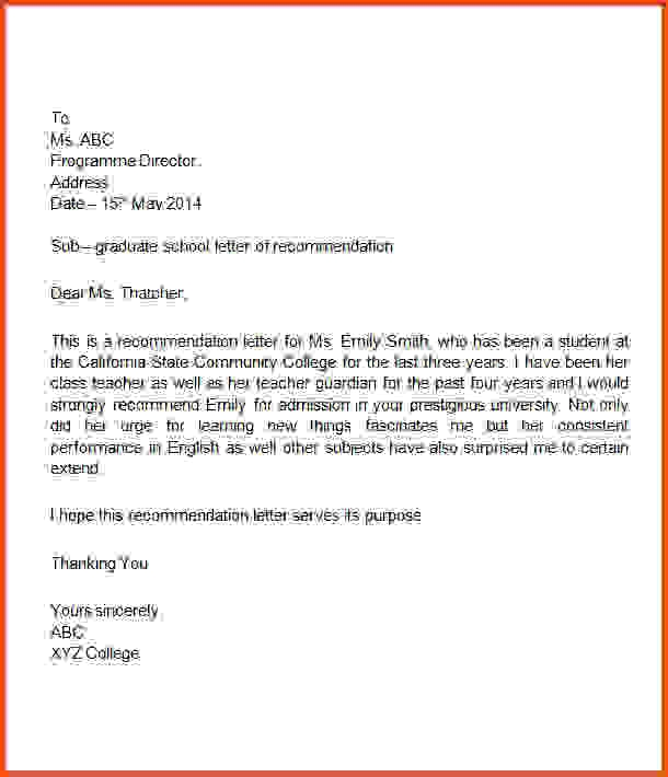 Letters Of Recommendation For Elementary Students mobile discoveries
