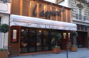 L'appart 9 Rue du Colisée