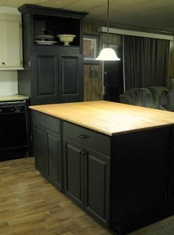 Affordable mobile home kitchen remodel for Affordable kitchen remodel