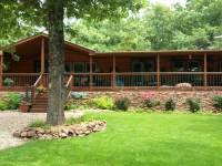 Gorgeous Rustic Cabin Manufactured Home Remodel | Mobile ...
