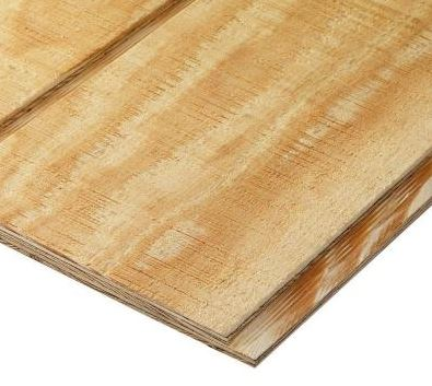 T1-11 for mobile home siding