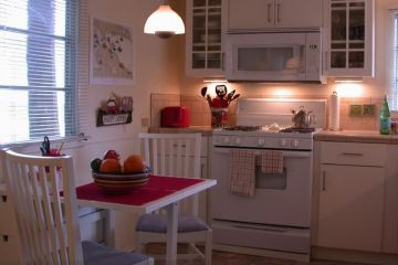 Vintage New Moon Mobile Home kitchen remodeling ideas