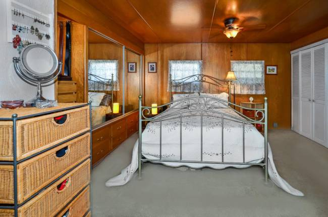 1961 Santa Cruz Single Wide For Sale Original Interior Decor