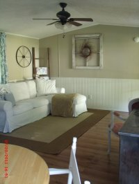 Momma Hen's Beautiful Single Wide Makeover | Mobile Home ...