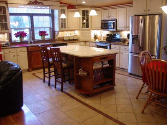 3 great manufactured home kitchen remodel ideas mobile for Mobile home kitchen remodel ideas