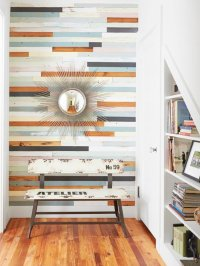 Using Accent Walls in Your Mobile Home