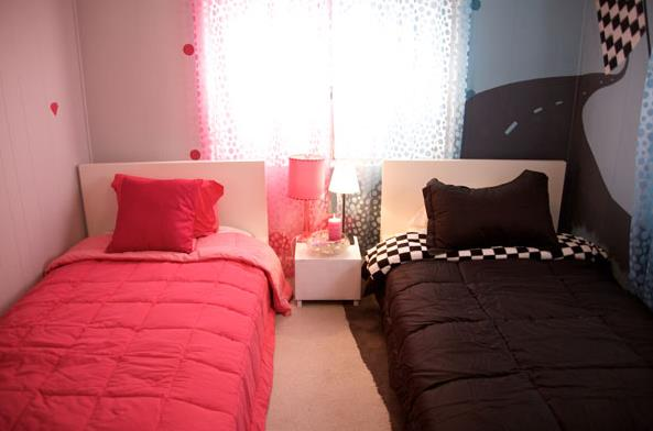 15 Mobile Home Kids Bedroom Ideas - boy and girl bedroom ideas