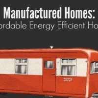 Manufactured Homes: Affordable Energy Efficient Homes