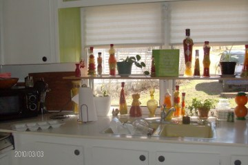 mobile home kitchen update