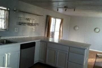mobile home remodel interior