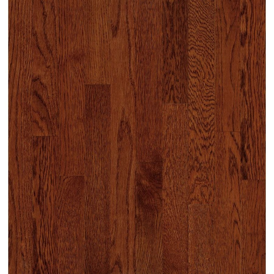 Shop Bruce Natural Reflections 225 In W Prefinished Oak