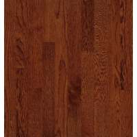 Shop Bruce Natural Reflections 2.25-in W Prefinished Oak ...