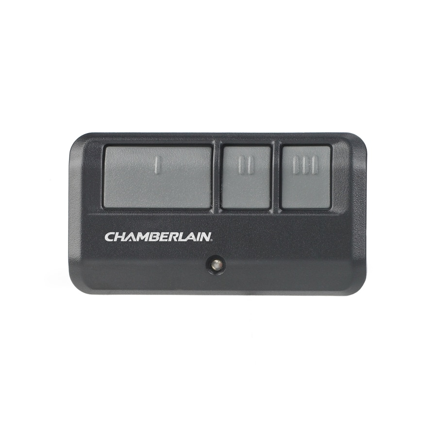 Garage Door Opener Remote Chamberlain 3 Button Visor Garage Door Opener Remote At Lowes