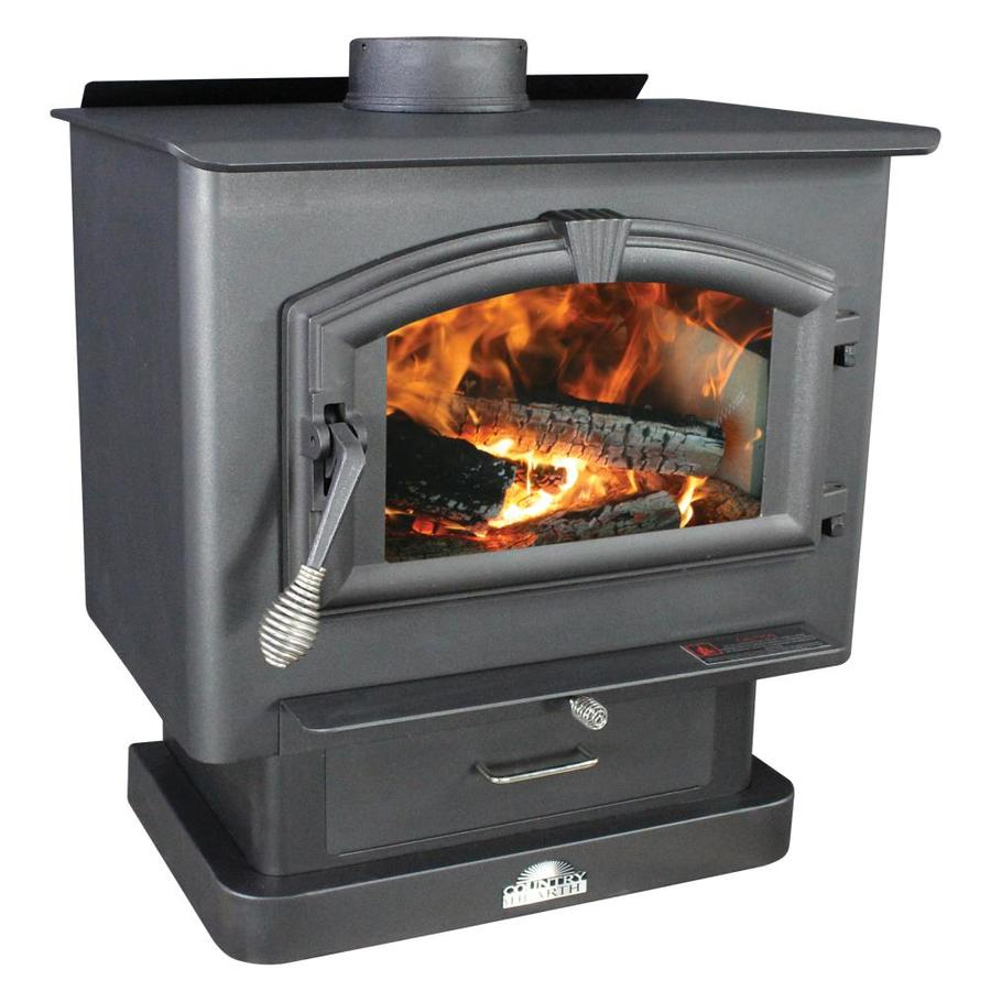 Wood Burning Fireplace Heater Blower Wood Stoves Wood Furnaces At Lowes