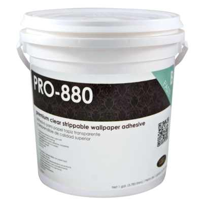 Shop Professional PRO-880 Ultra Clear 128-oz Wallpaper Adhesive at Lowes.com
