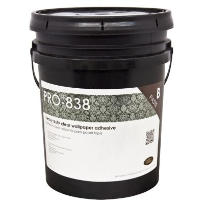 Shop Professional PRO-838 Heavy Duty Clear 640-oz Wallpaper Adhesive at Lowes.com