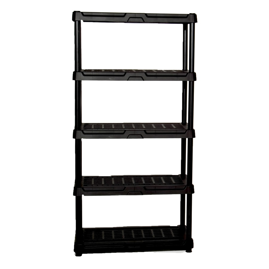 Metal Shelving Freestanding Shelving Units At Lowes