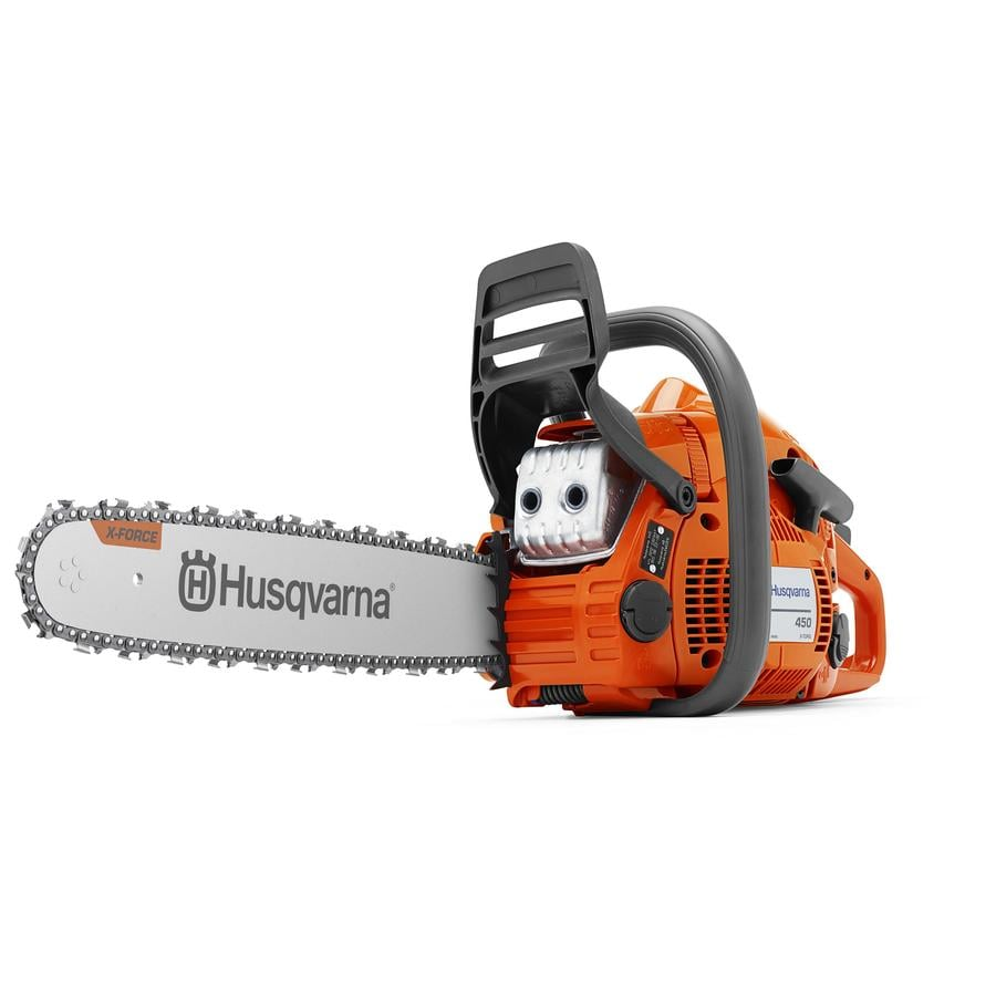 Husqvarna 450 Ii Husqvarna 450 Rancher 50 Cc 2 Cycle 20 In Gas Chainsaw At Lowes