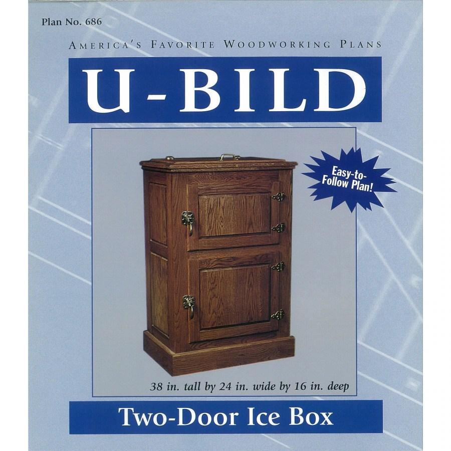 Shop U Bild Ice Box Woodworking Plan At Lowescom