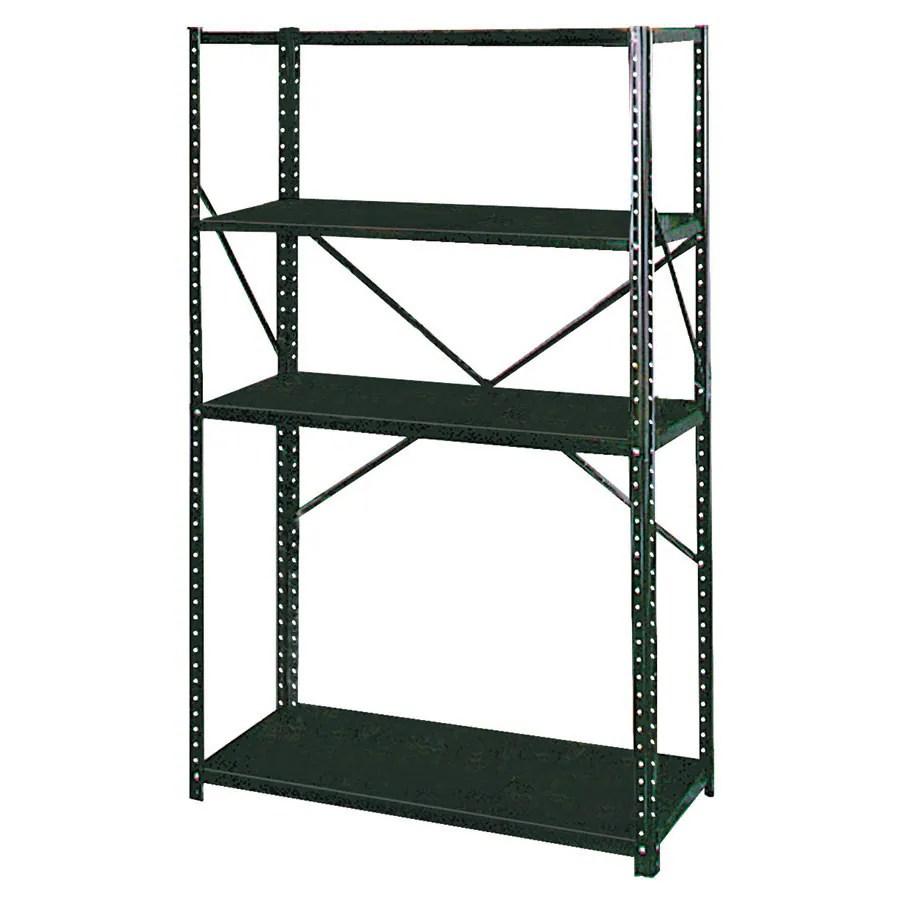 Shop Arrow Brown Galvanized Steel Storage Shed Shelf At