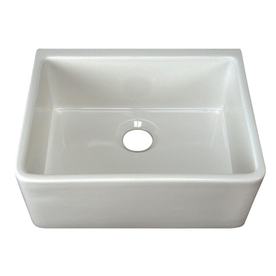 Lowes Farmhouse Sink White