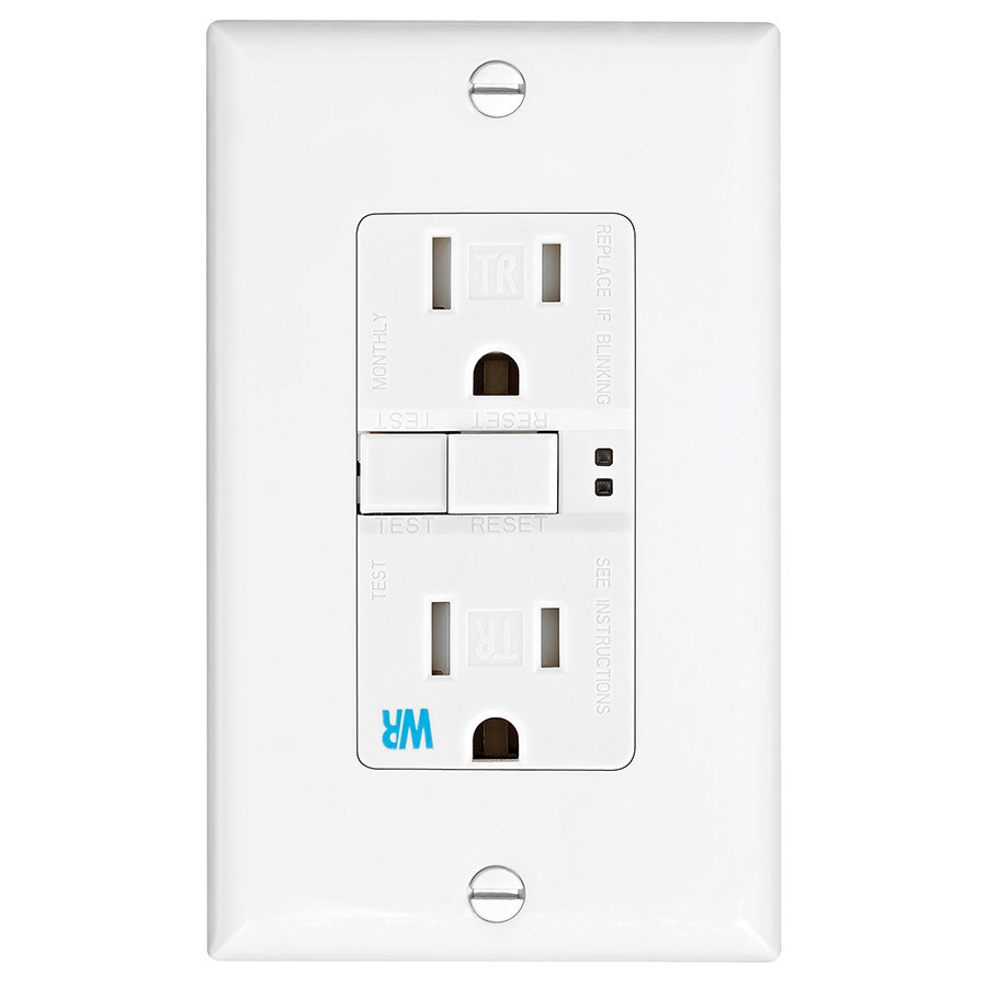 mobile home electrical outlets