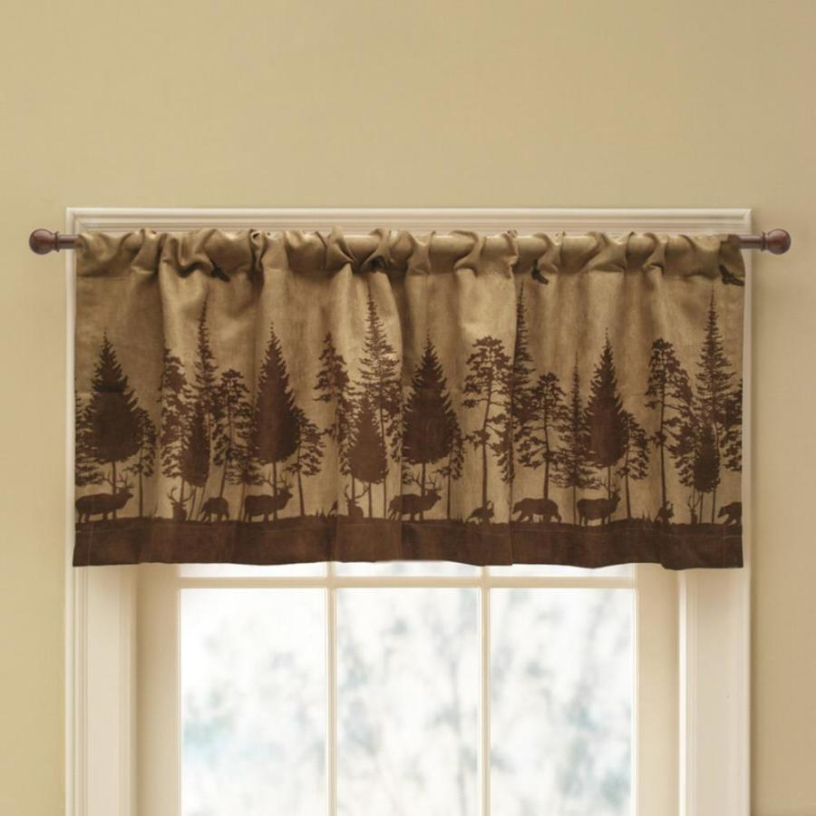 24 Inch Kitchen Curtains Valances At Lowes