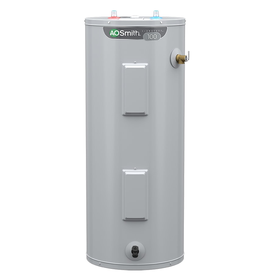 40*50 Electric Water Heaters At Lowes