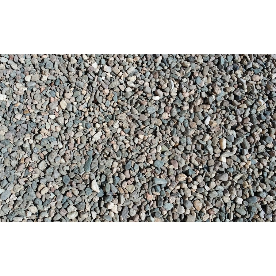 Pea Gravel Home Depot 10 Cu Ft Brown Pea Pebbles At Lowes