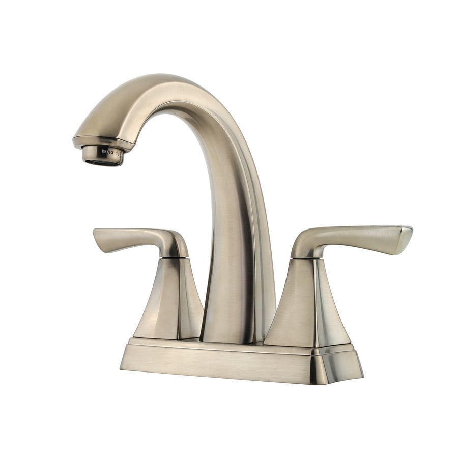 price pfister bathroom sink faucets