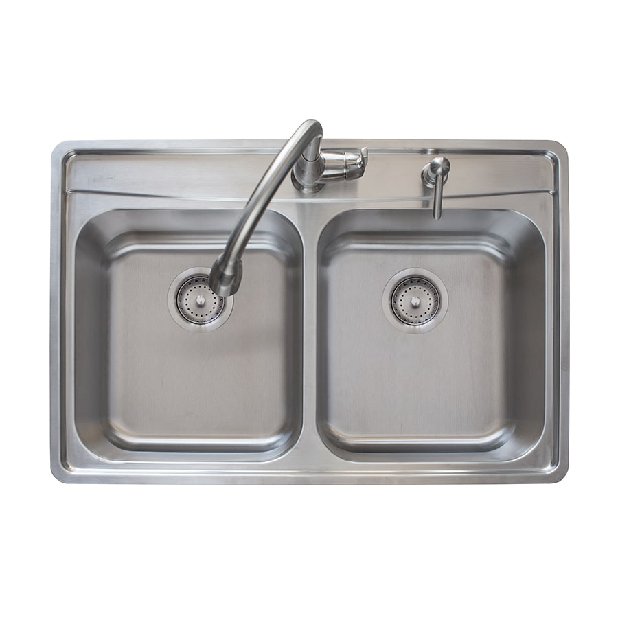 Shop Franke Fast In 335 In X 225 In Stainless Steel