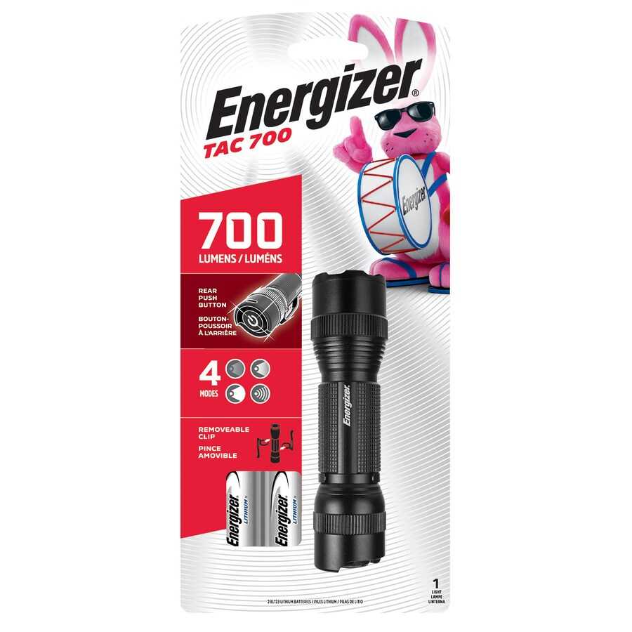Flash Light Energizer Tactical Light 700 Lumen Led Flashlight Battery