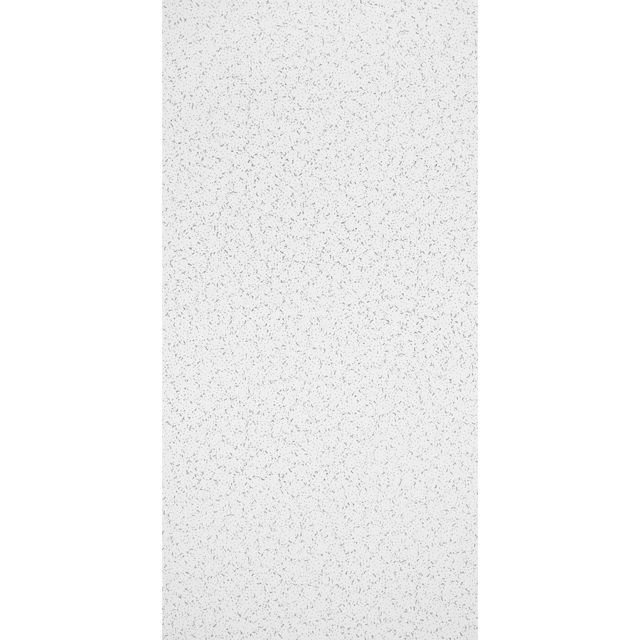 Shop Armstrong Random Textured Contractor 10 Pack White