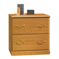 Shop Sauder Orchard Hills Carolina Oak 2-Drawer File ...