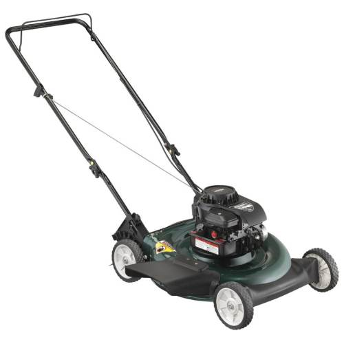 Medium Of Bolens Push Mower
