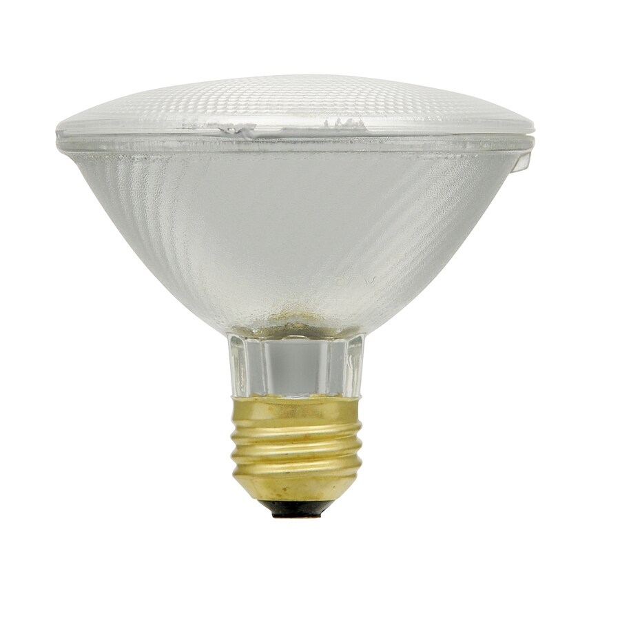 Halogen Spotlight Bulbs Sylvania 50 Watt Indoor Halogen Spotlight Bulb At Lowes