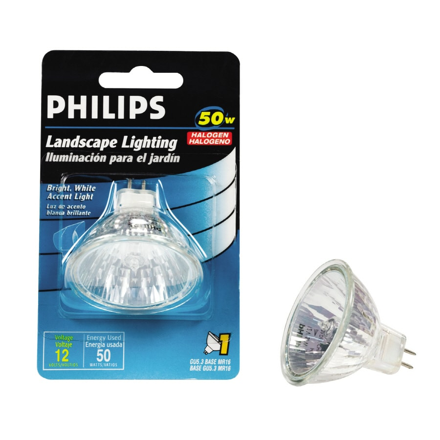 Bright Light Philips Philips Bright White Light Fixture Halogen Light Bulb At Lowes