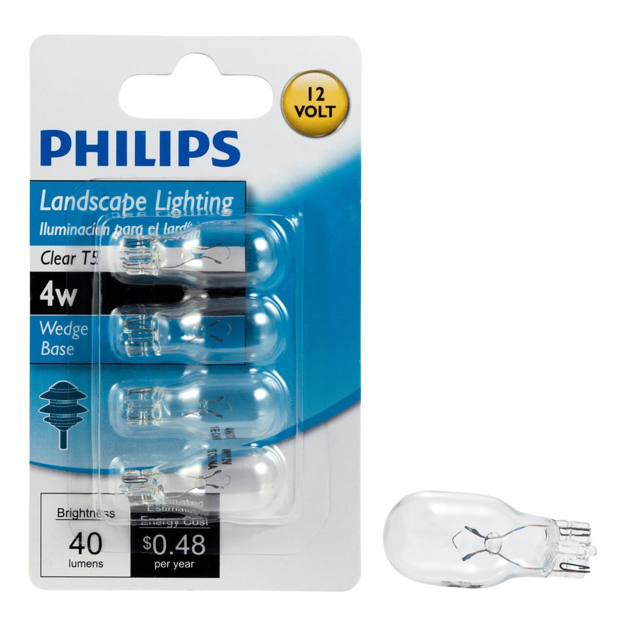Bright Light Philips Philips Bright White Light Fixture Halogen Light Bulb 4 Pack At