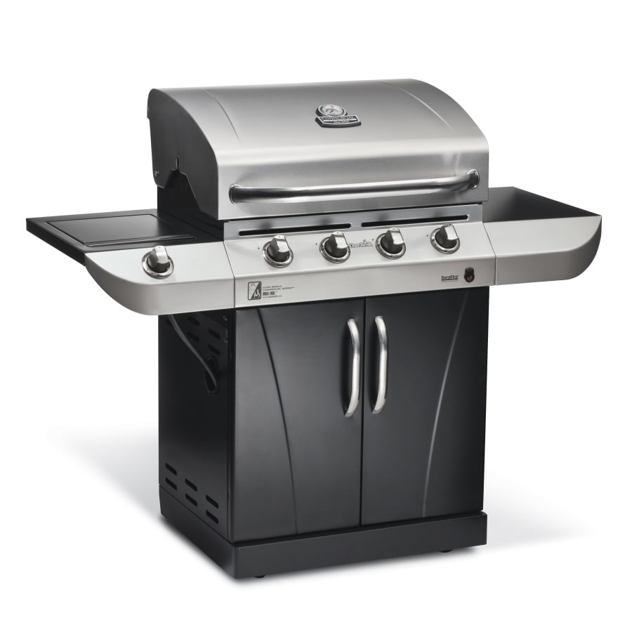 Char broil commercial series 4 burner gas grill