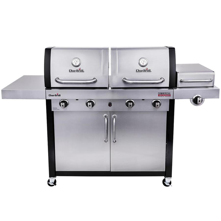 Outdoor Grill Gas Grills At Lowes