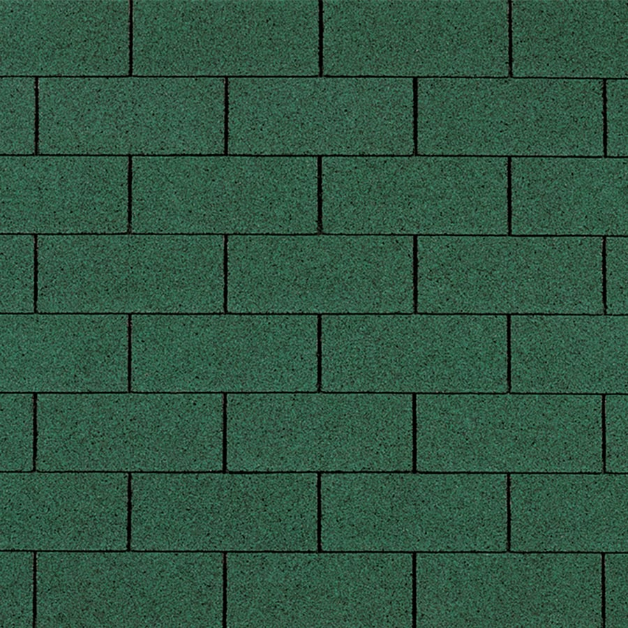 Crc Biltmore Shingles Owens Corning Supreme 33 33 Sq Ft Forest Green 3 Tab Roof Shingles