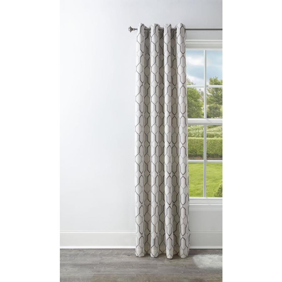 Thermal Patio Door Curtains With Grommets Curtains Drapes At Lowes