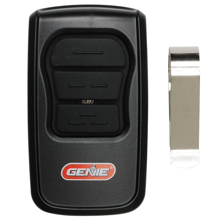 Garage Doors Lowes Canada Genie 3 Button Visor Garage Door Opener Remote At Lowes