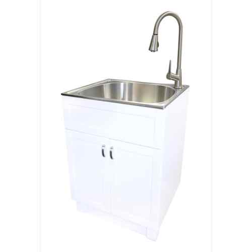 Medium Of Stainless Steel Laundry Sink