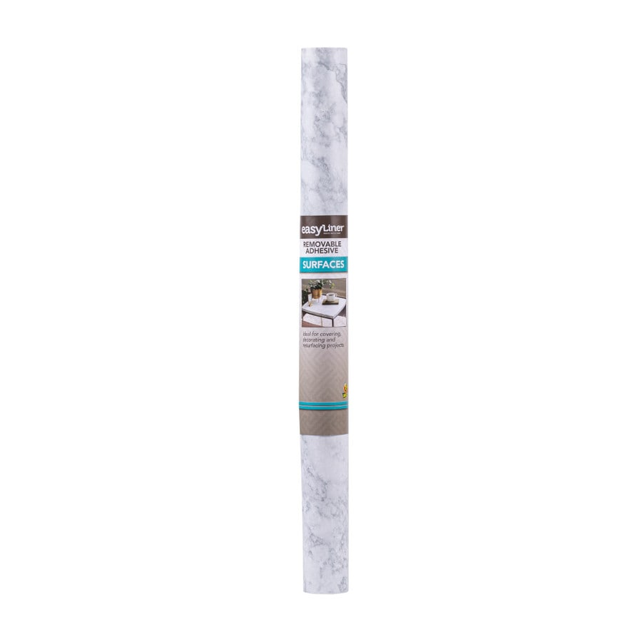 Shop Duck 20 In X 15 Ft White Shelf Liner At Lowescom