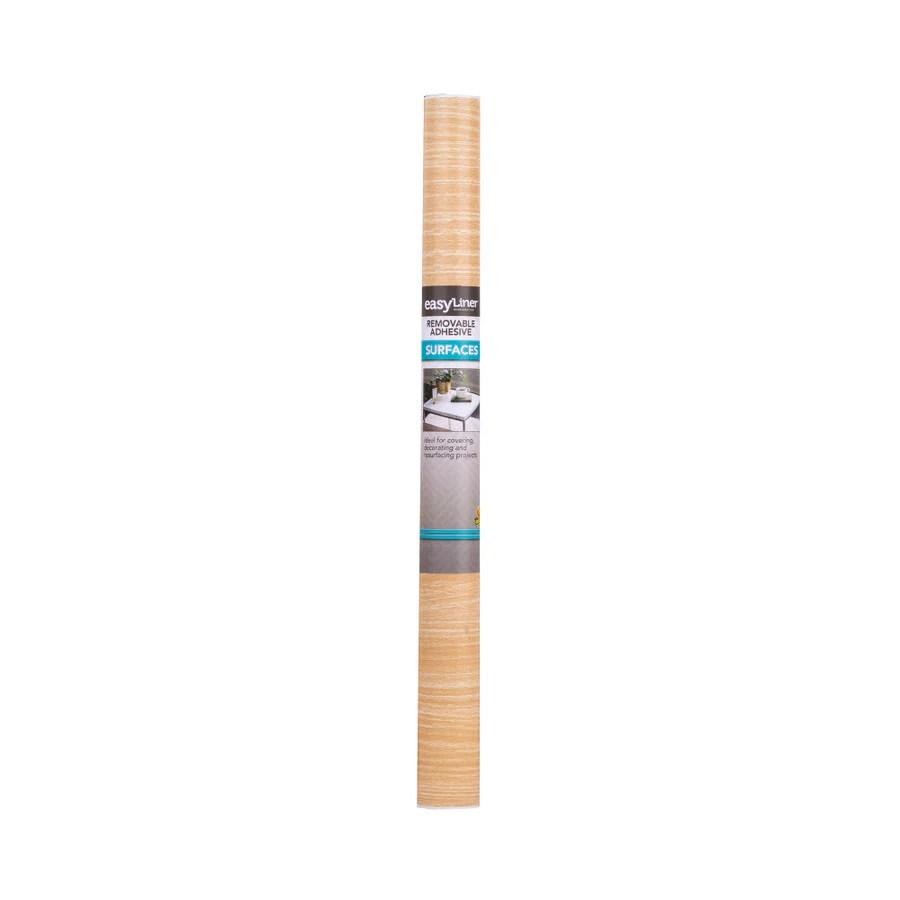 Shop Duck 20 In X 15 Ft Natural Oak Shelf Liner At Lowescom