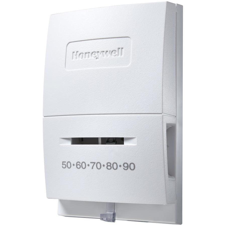Honeywell Programmable Thermostat Honeywell Mechanical Thermostats Mechanical Non Programmable